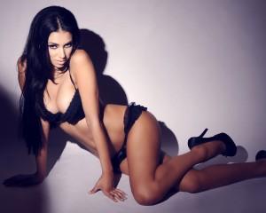 Джорджия Сальпа божественно красивая девушка