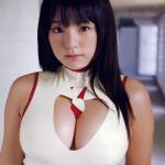 Восточная красотка Ai Shinozaki с большой грудью