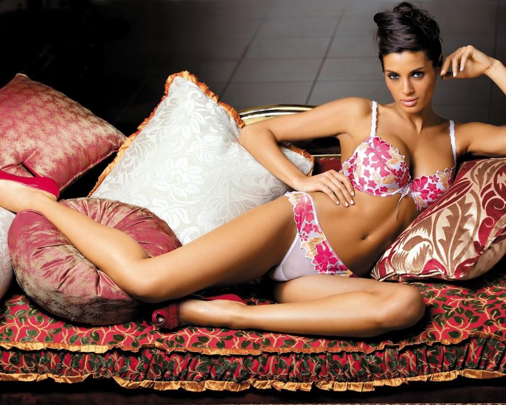 Красивейшая модель Beatrice Chirita