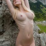 Belinda красивейшая блондинка с большой грудью