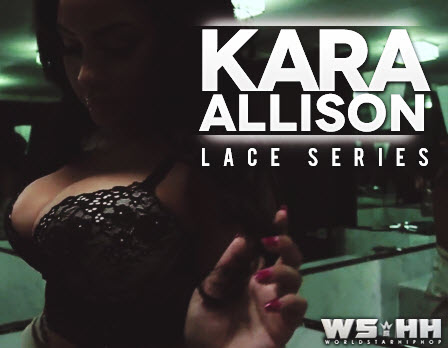 Видео: Kara Allison: Lace Series
