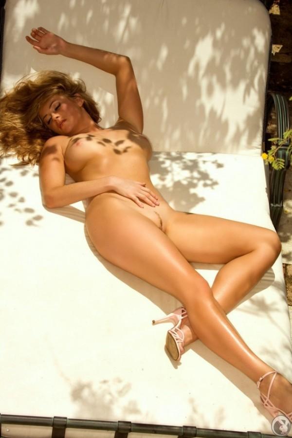 Шикарная модель Sophie Rousse с красивейшим телом