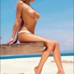 Невероятная Keeley Hazell с обалденным телом