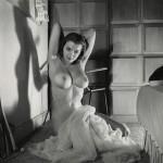 Сексуальное ретро-фото модели Simone Auger
