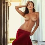 Большегрудая красотка Ольга Альберти